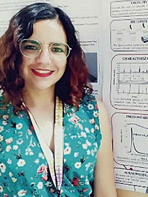 Rita Belén Cevallos Toledo - Julia Pérez-Prieto photochemistry reactivity Group