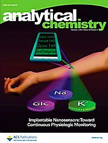 Analytical Chemistry 2014 Nº86 Julia Pérez-Prieto PRG